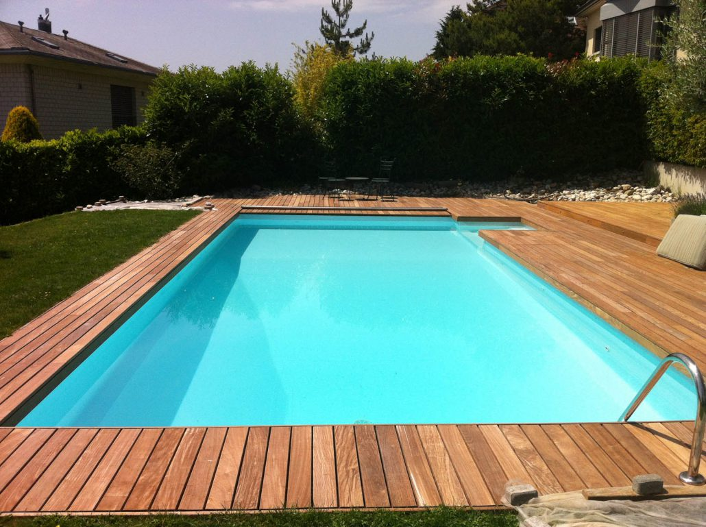 terrasse ipe piscine best piscine carre en bois enterre avec terrasse en bois exotique with. Black Bedroom Furniture Sets. Home Design Ideas